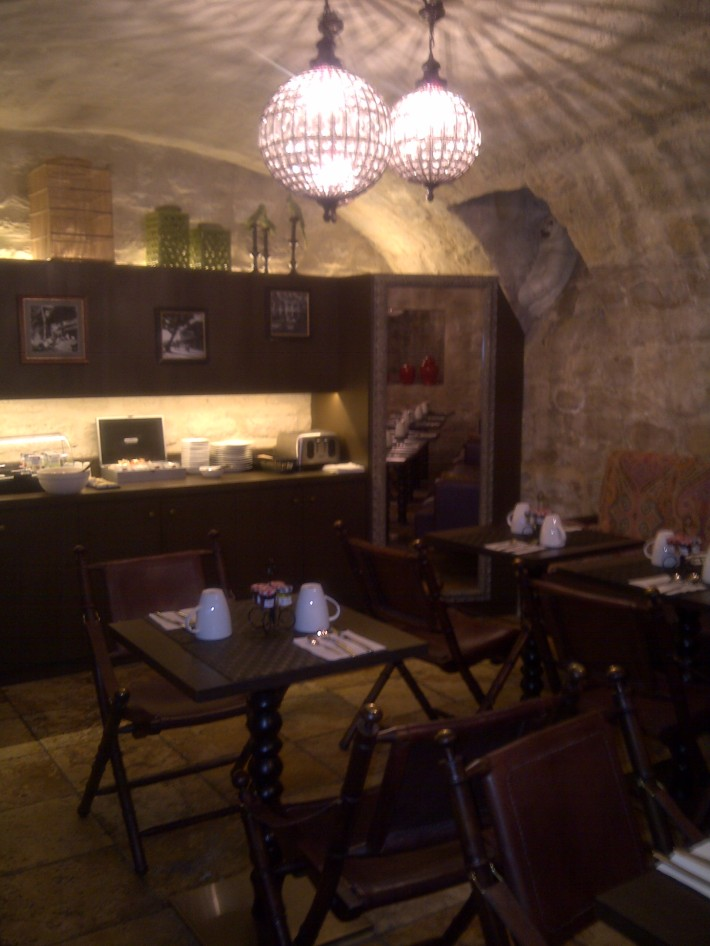 the cave dining room (hotel)