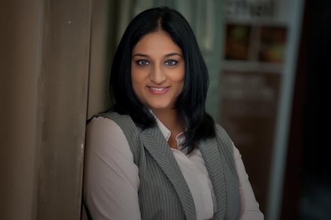 Safina Mazhar.