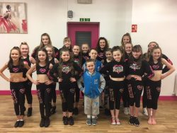 Local Dancers take to the Stage with Pasha