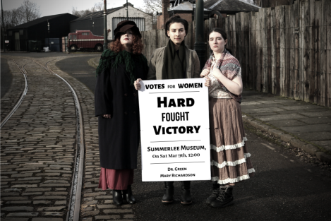 Summerlee Suffragette Stories