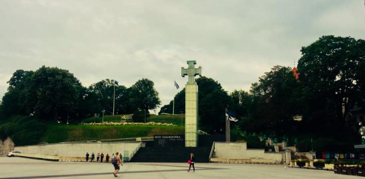 Tallinn Freedom Square