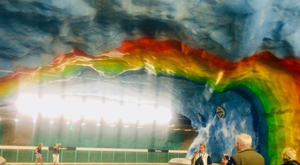 Stadion subway